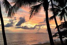 Sunrise / Sunrise in the tropics