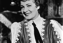 "A Tree Grows In Brooklyn / While many critics thought the score of ""A Tree Grows In Brooklyn,"" set at the turn of the 20th century, was splendid, it was Shirley Booth's portrayal as a Brooklynite with man problems that won everyone's heart.  / by Masterworks Broadway"