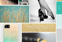 Brand and Logo Designs by Laura James Studio / Laura James Studio creates high quality logos, brands, and graphics for creative entrepreneurs, photographers, small business owners, and more. Here's a selection of work!