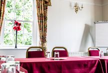 Conferences at Hatfeild Hall / Hatfeild Hall, the perfect venue for your meeting, conference, or away day. The historic 18th century hall, set in the peaceful and picturesque grounds of Normanton Golf Club, provides the perfect setting for an effective and successful event.
