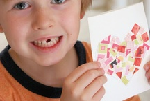 Holidays: Valentine's Day / Ideas for things to make and do with children for Valentine's Day