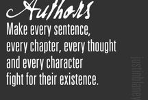 Author's Secrets / by Cw Nightly