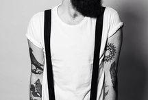 Beards got me like... / Men. Beards. Love.