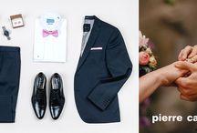 Flatlays / menswear fashion pierrecardin menstyle