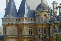 Castle Love.. If I were a princess.. / by Angie Barnett