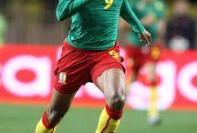 African footballers / Soccer