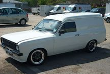 Ford escort and Vans