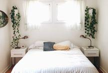minimalist cuarto