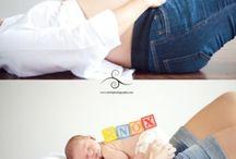 Inspiring maternity photo
