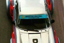 Classic Porsche Racecars