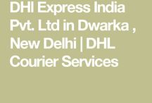 Dhl Courier Services - courier to usa, canada from delhi