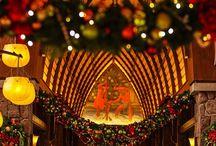Hotel:  Holidays / by Molly Folsom