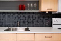 Backsplashes / For kitchen and bathroom