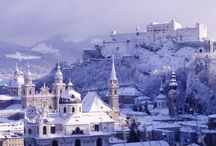 Winter Wonderland / The beautiful sights of winter across the globe..