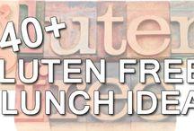Gluten free kids school lunch
