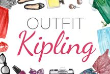 OOTD Kipling / #Kipling siempre combina con todo. #Fashion