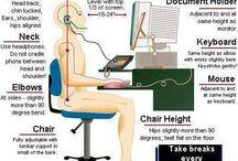 Desktop Ergonomics