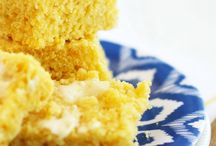 """✦Vegan Cornbread Recipe✦ / Vegan cornbread recipes... spicy, crispy, sweet or plain.  Nothing says """"Home' like a pan of cornbread!"""