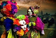 Venice Carnival / by Bani Pahal