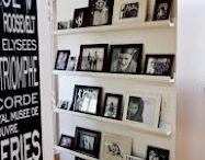 Photo ledge/wall