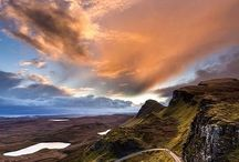 Beautiful Scotland / A collection of amazing images that showcase my beautiful home country . All credits given when known