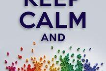 Keep Calm / by Farrell