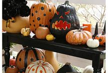 Halloween Tricks & Treats / designitgirlblog.blogspot.com / by Design It Vintage