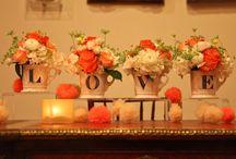 Brittany's wedding / by Alli Wintin