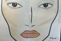 Osynlig Make-up
