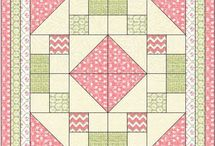 patchwork ubrusy