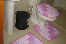 jogo de banheiro :