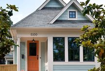 Small house living / Ideas and plans for making it work in a small house. / by Abbie Knickelbein