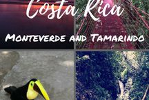 Travelling Costa Rica
