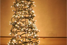 Christmas decorations / Some ideas for home DIY Christmas decorations / by Nathan Freitas