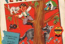 петя и волк / коллекция альбомных обложек от http://www.peterandthewolfgallery.blogspot.ru/ в кол-ве 42 шт