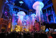 Jellyfish and Diamonds
