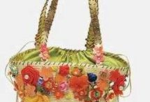 Bags 3D Sospeso and crochet