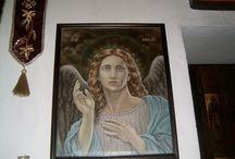 Ангелы вокруг нас / Про ангелов и архангелов
