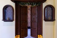 Pooja rooms