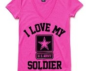 It's An Army Life For Me / by Katie Whitmire