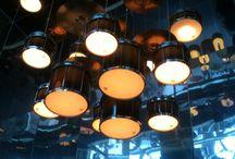luminarias de teto