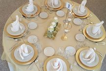 Table centerpieces and more!