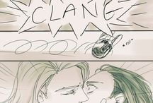 ~*~*~ Thorki ~*~*~ / Brother, friend, enemy or lover. Can not make up my mind.