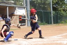 SOFTBALL / #softball #sport #gioco #fibs #sestese #girls #battiecorrifemminile
