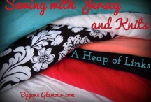 Sewing Tips for Knits & Stretch