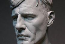 Interesting Sculptures & miniatures