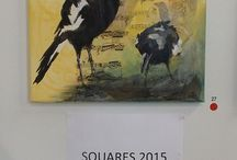 Squares 2015 / Squares 2015: Canberra's largest people's choice exhibition. A public art prize and exhibition at Strathnairn Arts, 17 May – 14 June 2015