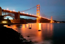 Golden Gate Bridge / by Charlie Perkins