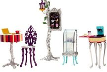 accessoires meuble Ever After High