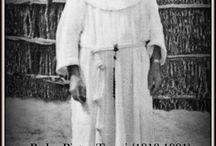 Francescani - Franciscans / Storia del francescanesimo e personaggi del francescanesimo